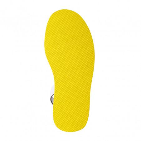 Avarca Creepers Tennis Yellow Stripes