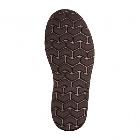 Avarca Leather Pomodoro