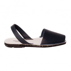 Avarca Authentic Heel Azul
