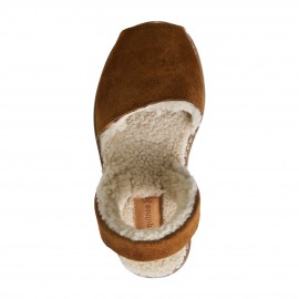 Avarca Sheepskin Brown Merino