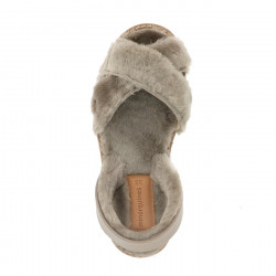 Avarca Sheepskin Bering Grey
