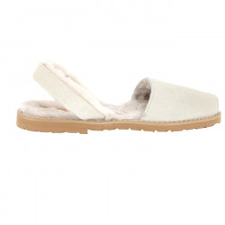 Avarca Sheepskin Off-White