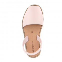 Avarca Leather Pink