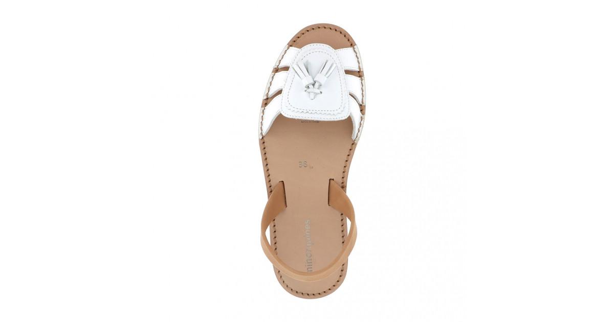 Avarca Neo 2 Leather Blanco