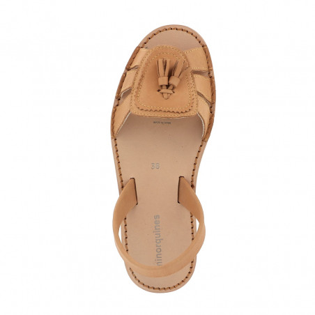 Avarca Neo 2 Leather Natural
