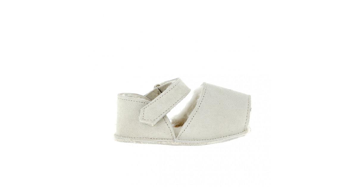 Frailera Baby Sheepskin Off-White