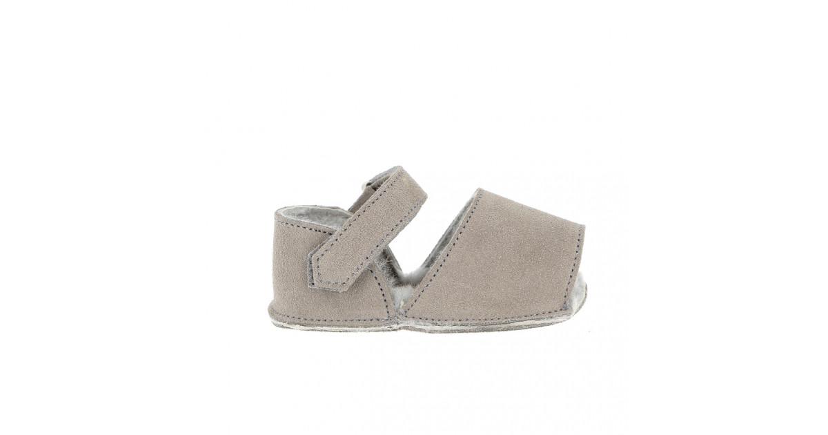 Frailera Baby Sheepskin Grey