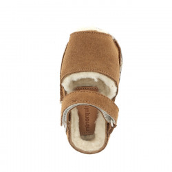 Frailera Baby Sheepskin Brown Merino