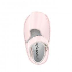 Frailera Baby Cuir Pink