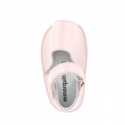 Frailera Baby Leather Pink