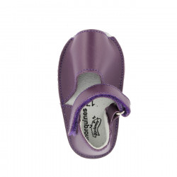 Frailera Baby Leather Violet