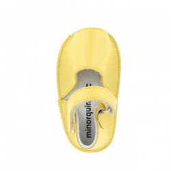 Frailera Baby Leather Limon