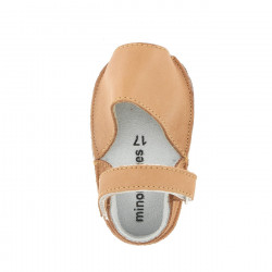 Frailera Baby Leather Naturel
