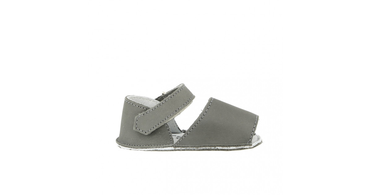 Frailera Baby Nubuck Dark Grey