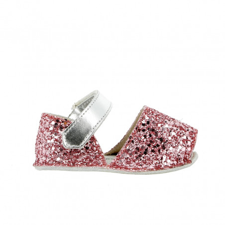 Frailera Baby Glitter Pink