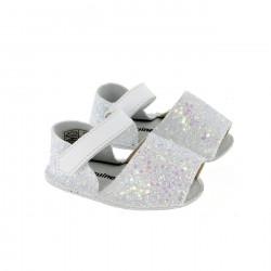 Frailera Baby Glitter Blanco