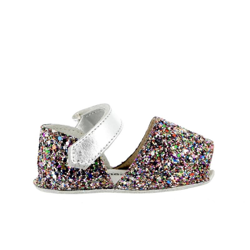 Frailera Baby Glitter Multicolores