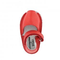 Frailera Baby Velvet Rosso