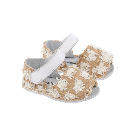 Frailera Baby Fabric Talamenca Blanco