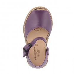 Frailera Boucle Violet