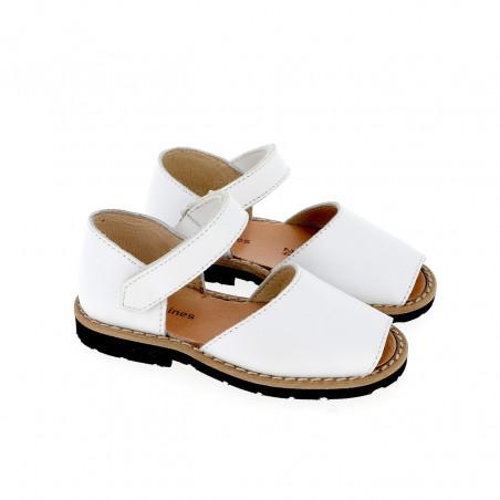 Frailera Velcro Blanco