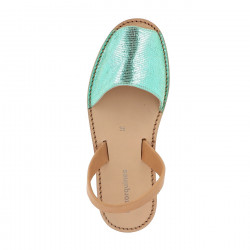 Avarca Neo Shiny Leather Menta