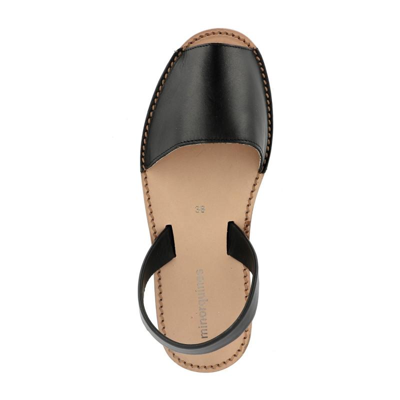 Avarca Neo Leather Negro