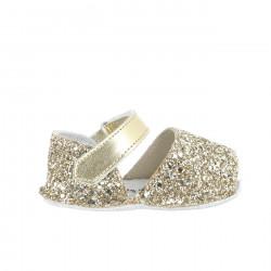 Frailera Baby Glitter Oro