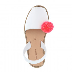 Pom Pom Clips Pink Large