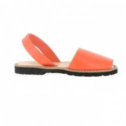 Avarca Leather Naranja