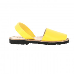 Avarca Leather Citron