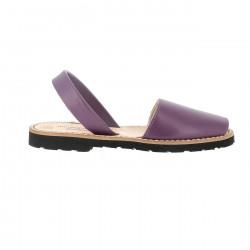 Avarca Leather Violet