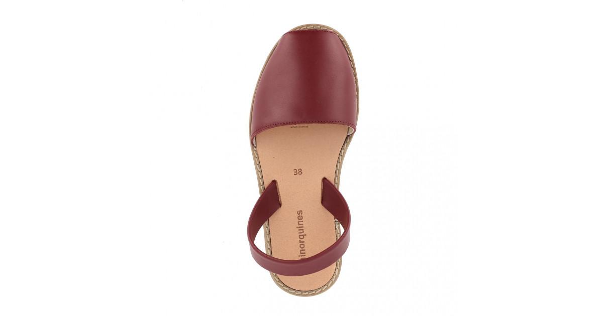 Avarca Leather Tosca