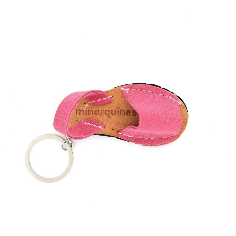 Key ring Avarca Fuchsia