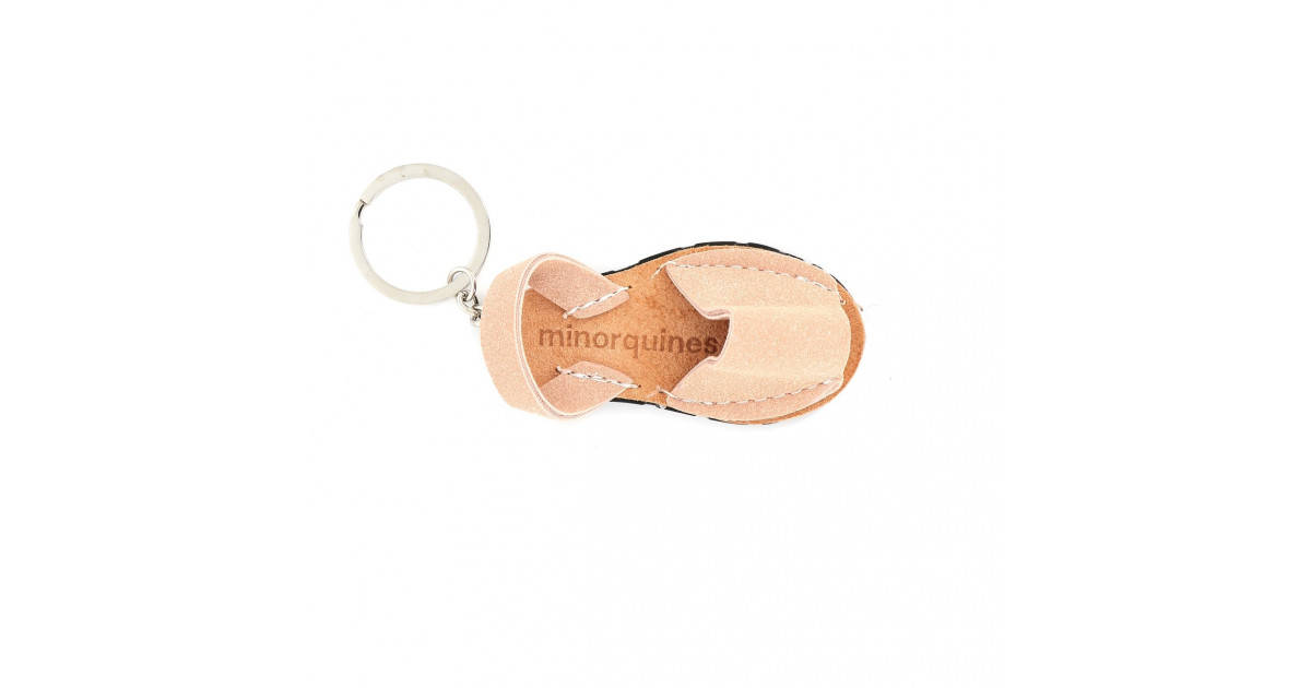 Key Ring Avarca Pale Pink