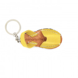 Key Ring Avarca Yellow