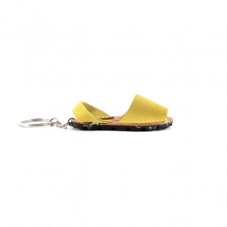 Key Ring Avarca Yellow