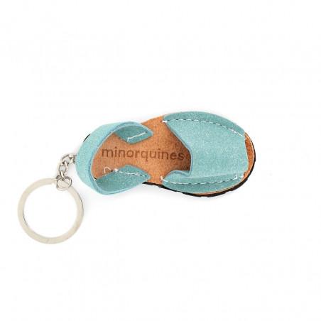 Porte-clé Avarca Turquoise