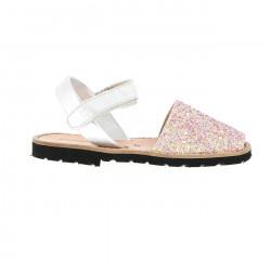 Avarca Velcro Glitter Sunny...