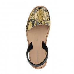 Avarca Neo Reptile Yellow