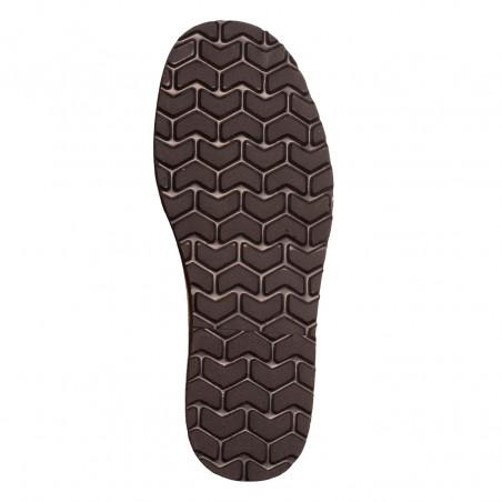 Avarca Mule Leather Conac