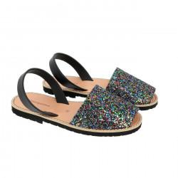 Avarca Glitter Tricolor