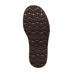 Avarca Velcro Leather Naturel