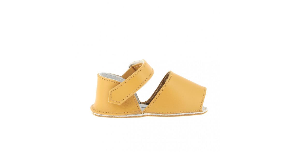 Frailera Baby Leather Golden