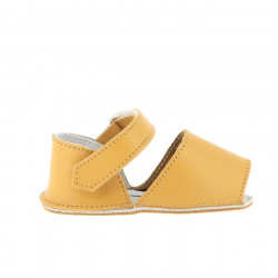Frailera Baby Leather Golden