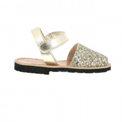 Avarca Velcro Glitter Oro