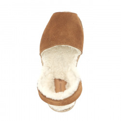 Avarca Sheepskin Merinos Brown