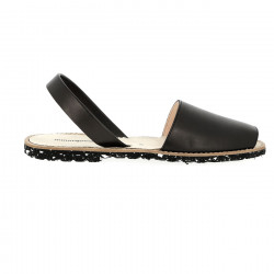 Avarca Eco Leather Negro