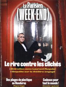 La Parisienne - Décembre