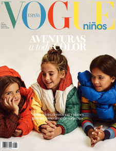 VOGUE NINOS - octobre 2017